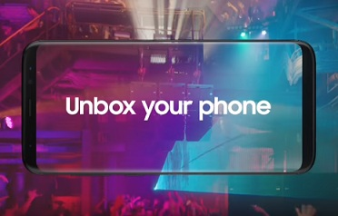 Galaxy S8 Commercial - Unbox Your Phone