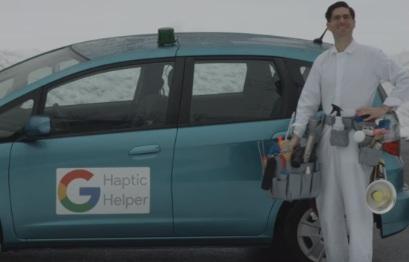 Google Commercial - Haptic Helpers