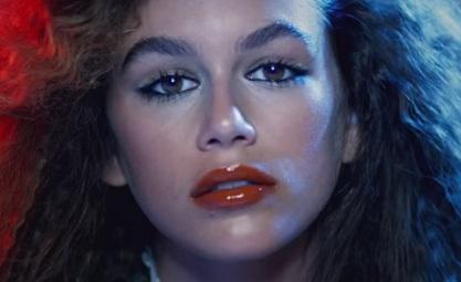 Kaia Gerber (Sephora Commercial)