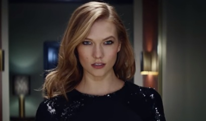 Karlie Kloss - Carolina Herrera Commercial