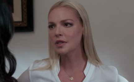Katherine Heigl (Unforgettable Movie Trailer)