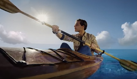 Kia Picanto Commercial - Man in a Canoe
