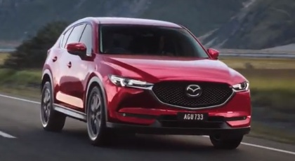 Mazda CX-5 Commercial