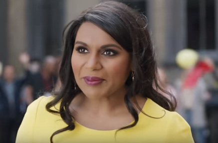 Mindy Kaling in McDonald's Commercial