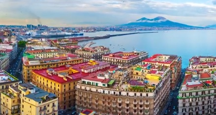 Naples (Ryanair Advert)