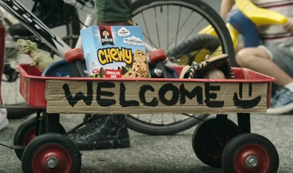 Quaker Chewy Commercial