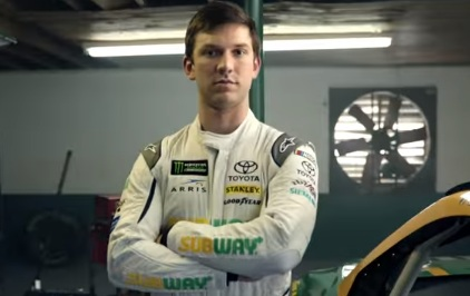 Daniel Suarez - Subway Commercial