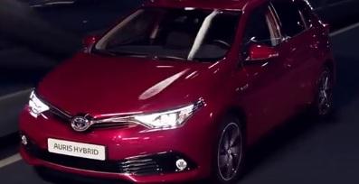 Toyota Werbung 2017