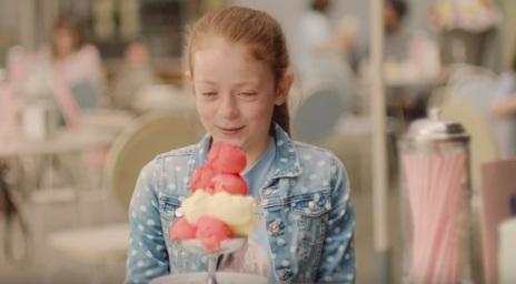 Vodafone Eis Werbung 2017