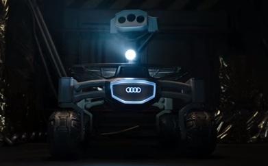 Audi lunar quattro x Alien: Covenant