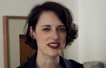 Phoebe Waller-Bridge (Fleabag Actress)