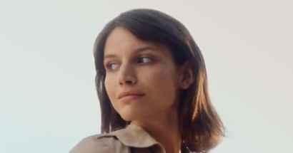 Girl in the Lacoste Commercial