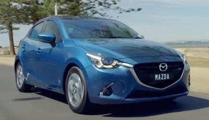 Mazda2 Commercial