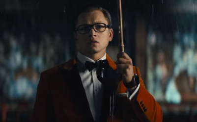 Taron Egerton - Kingsman: The Golden Circle