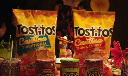 Tostitos Cantina Commercial