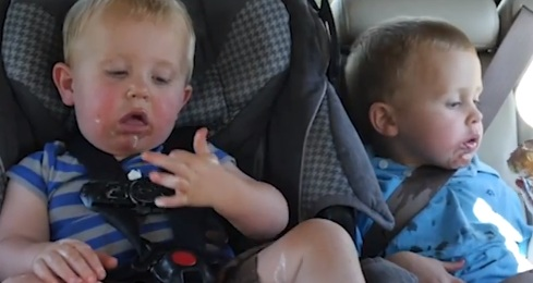 Amazon TV Advert - Kids Eating Ice Cream