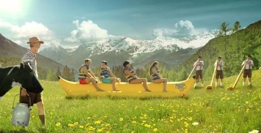 Banana Boat Dry Balance Commercial