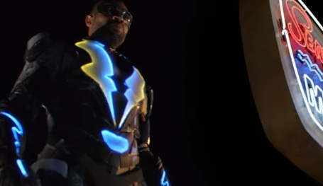 Black Lightning (The CW 2017 Series)