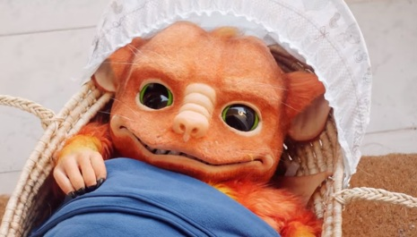 Doritos Baby Dragon Commercial