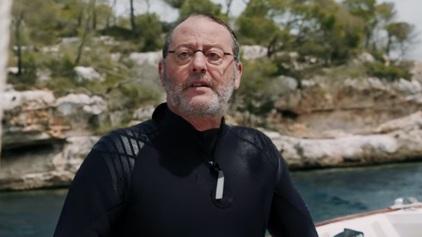 Jean Reno in Estrella Damm Advert