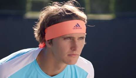 Head Tennis Alexander Zverev Commercial Playersonly