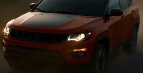 Jeep Compass Commercial