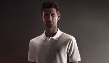 Lacoste Novak Djokovic Commercial