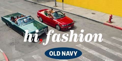 Old Navy Canada Commercial