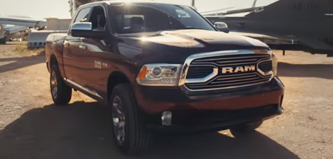 Ram Trucks Commercial