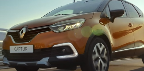 Renault Captur TV Advert