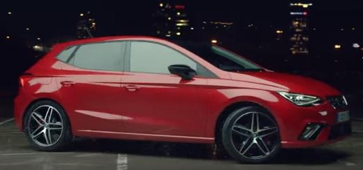 SEAT Ibiza Werbung