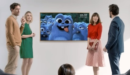 Samsung The Frame TV Commercial