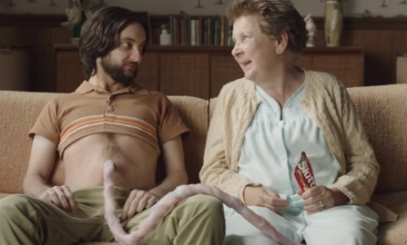 Skittles Mother's Day Commercial - The Umbilical Cord