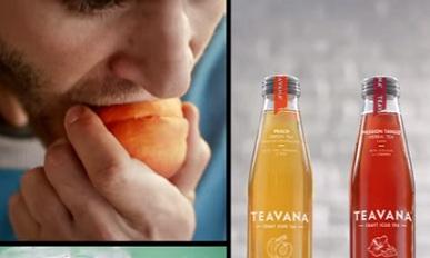 Teavana Commercial