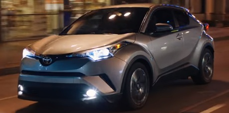 Toyota C-HR Crossover Commercial