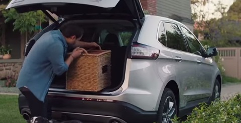 Ford Edge Commercial Song Man Making Surprise To Wife