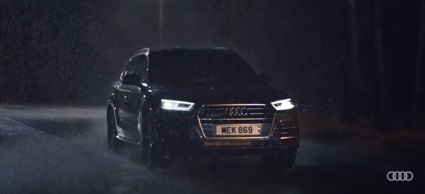 Audi Q5 TV Advert