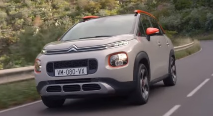 Citroen C3 Aircross TV Advert
