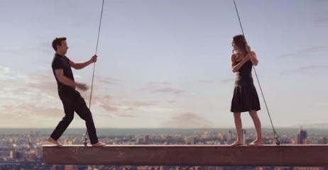 Emporio Armani Commercial - James Jagger & Matilda Lutz