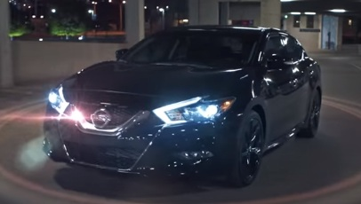 Nissan Maxima Commercial - Midnight Edition