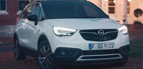 Opel Crossland X Commercial