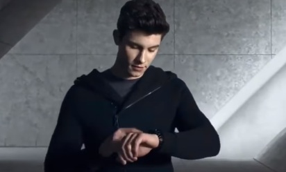 Emporio Armani Shawn Mendes Commercial