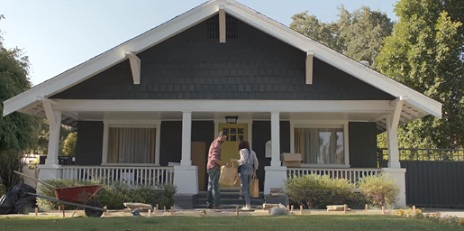 State Farm Commercial - Couple Renovating House