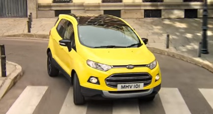 Ford EcoSport TV Advert