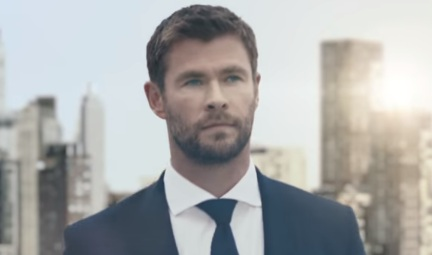 BOSS Bottled Commercial - Chris Hemsworth
