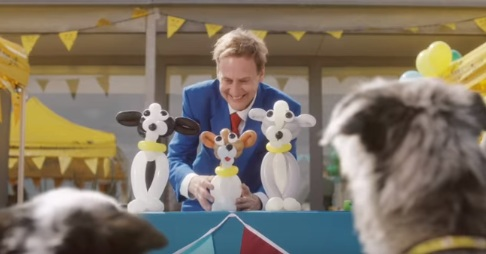 Dogs Trust TV Advert - Balloon Doggies