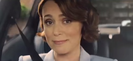 Keeley Hawes in Ford Fiesta TV Advert
