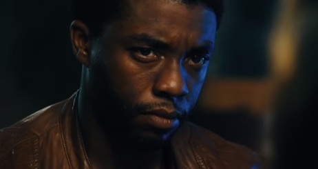 Chadwick Boseman - Message from the King (2017 Movie)