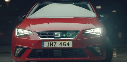 SEAT Ibiza TV Commercial