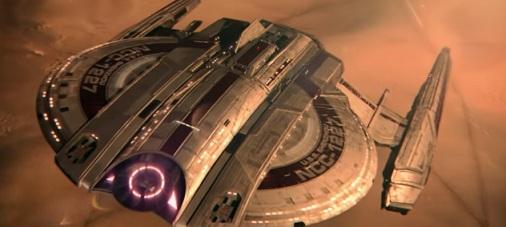 Star Trek: Discovery (Trailer Netflix)